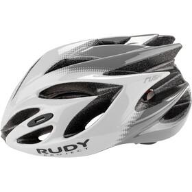 Rudy Project Rush Helmet grey/titanium shiny